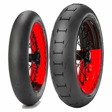 Neumáticos de pareja Metzeler 125/75-17 0 165/55-17 0 Racetec SM K2 Dot 2018