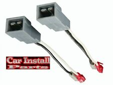 CHRYSLER PLYMOUTH Speaker Wire Harness Connects Aftermarket to OEM Adapter Plugs