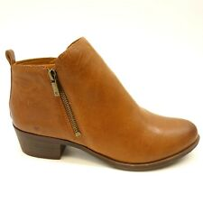 New Lucky US 10 EU 42 Womens Brown Basel Ankle Booties