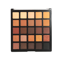 Morphe Brushes 25A Copper Spice Eyeshadow Palette [LIMITED]