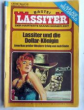 (s) - lassiter Band 145-Lassiter y los dólares-reina-Jack Slade