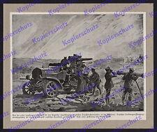 Martin Frost K-Flak Panzer Auto Entfernungsmesser Schlacht Savy Westfront 1917