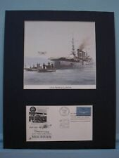 The USS Pennsylvania & the start of Naval Aviation & First Day Cover
