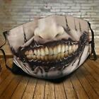 Scary Bloody Zombie Grinning Teeth Mouth Halloween Christmas 3D Face Mask