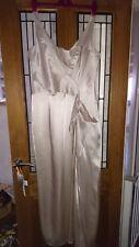 Karen Millen Evening Ballgown full length dress 12 14 wedding, party