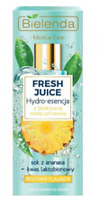 BIELENDA FRESH JUICE HYDRO - ESSENCE FACE RADIANCE PINEAPPLE