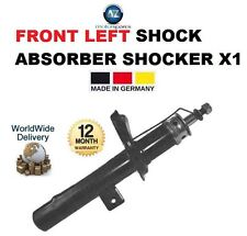 FOR PEUGEOT 206 HATCHBACK 2009-ON FRONT LEFT SHOCK ABSORBER SHOCKER X1