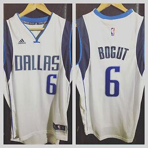 Andrew Bogut Dallas Mavericks Home Swingman Jersey