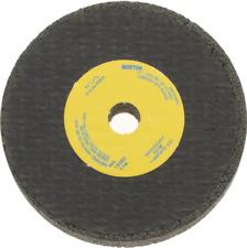 Norton Portable Grinding Wheel 3 X 12 X 38 57a24 Pbra Aluminum Oxide Gemini