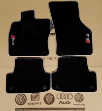 Audi A3 8V original S3 Fußmatten vorne hinten Veloursmatten Stoffmatten S-Line