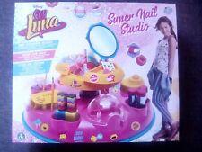 Jeu Blopens : Soy Luna: Super bail studio . Machine à ongles -Disney - Neuf .
