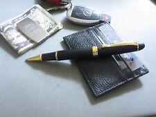 Elegant Satin Black Roller Ball Pen - Mont B***c Quality for $16 - Dallas TX