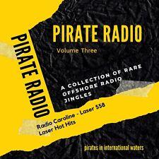 Pirate Offshore Radio Jingles Vol 3 Caroline Laser 558/Hot Hits studio Quality