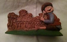 Nice! Pippsywoggins Figurine Hawthorne Pete 1994 signed Maureen Carlson #108