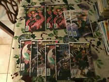IRON FIST BREATHLESS 1 2 3 4 5 MULTIPLES MOST NM MULLANEY KEVIN LAU