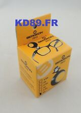 Bergeon 7913-4 X 2.5  Watchmaker Eyeglass with clip for glasses