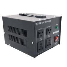 2000W Voltage Converter Transformer Step Up/Down Power Supply 220V to 110V