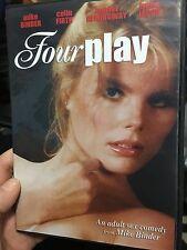 Fourplay (Four Play) region 1 DVD (2001 Colin Firth comedy movie)