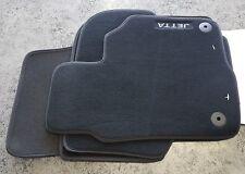 Jetta Floor Mat Set carpet Genuine Premium front & rear Volkswagen 2011 onward