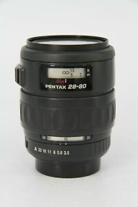 PENTAX-FA 28-80/3.5-4.7 AF SMC - With a Fault - Professionally Tested
