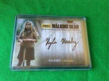 Walking Dead Season 4 Part 1 Autograph Card Kk2 Kyla Kenedy as Mika Samuels