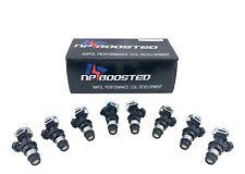 8 Fuel Injectors 4 Hole for Delphi 99-07 Chevy GMC Truck 4.8L 5.3L 6.0L 25317628