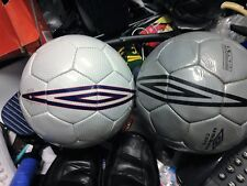 UMBRO  copa BALL SIZEr 5  AT £4  1YEAR GURANTEE SHAPE /STITCHING GOLDBNWL