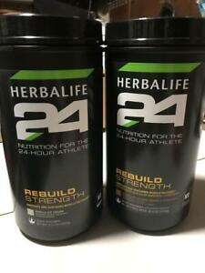 HERBALIFE24 - *Rebuild Muscle 35oz *BCAA'S *Prepare *Enhance Protein 22.6oz