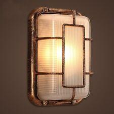 Vintage Industrial Style Aisle Corridor Lights Cafe Bar illumination Wall Lamps