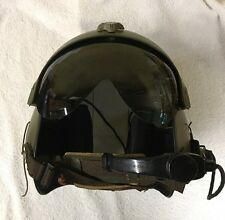 Gentex Helmet 32D1300 Vietnam Era with Fabric Form Fitting Zippered Carry Case