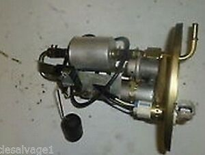 TRIUMPH SPEED TRIPLE 1050 2007 2008 2009:FUEL PUMP:USED MOTORCYCLE PARTS