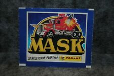 (B) panini pochette vide empty MASK