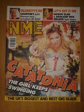 NME 1999 MAR 27 CATATONIA FATBOY SLIM IAN BROWN HOLE