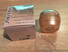 Shiseido Benefiance WrinkleResist24 Intensive Nourishing  Recovery Cream 50 ml