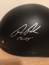 Signed x3 Sons Of Anarchy Helmet Perlman Coates Flanagan Soa Tagged Pics Mayhem