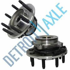 2 Front Wheel Bearing and Hub 2006 2007 2008 Dodge Ram 1500 2500 3500 4WD 8 lug