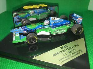 Onxy 1:43  205A Benetton Ford B194 J.J.Lehto