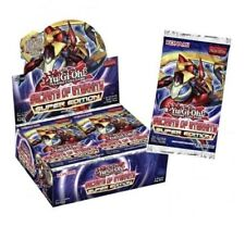 YuGiOh! Secrets of Eternity Super Edition Box x 8 Super Boosters - Brand New And
