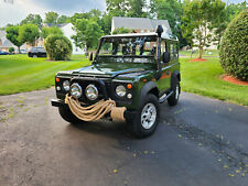 1993 Land Rover Defender 90 200Tdi Lhd Low Miles