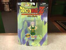 1999 Irwin Dragon Ball Z The Saga Continues Series 5 TRUNKS Figure MOC
