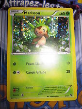 POKEMON NEUF PROMO MARISSON 2/12 2013 MACDO HAPPY MEAL MINT HOLO FRENCH NEUVE