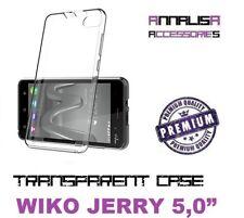 COVER TRASPARENTE WIKO JERRY / LENNY 3 / K KOOL CUSTODIA SILICONE CRYSTAL CASE