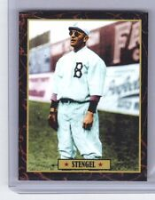 Casey Stengel Brooklyn Dodgers outfielder Ultimate Baseball Card Collection #28