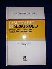 Dizionario Di Spagnolo Spagnolo-italiano Italiano-spagnolo Paravia - t59