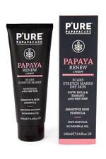 New listing Pure Papayacare Papaya Renew Cream (Scars & Stretch Marks) 3.4 oz.