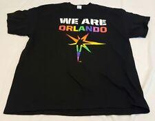 """1-""""We Are Orlando"""" Tampa Bay Rays SGA brand new t-shirt   Jake Odorizzi"""