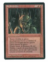 Re dei Goblin / Goblin King - ITA Black Border FBB MTG