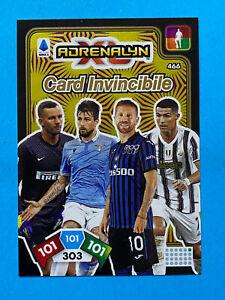 Panini Calciatori Adrenalyn 2020-21 2021 n.466 Card Invincibile