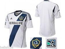 nwt-Adidas LOS ANGELES LA GALAXY Soccer Jersey MLS USA Football Shirt~Men Sz 2XL