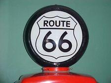 ROUTE 66 GAS PUMP GLOBE